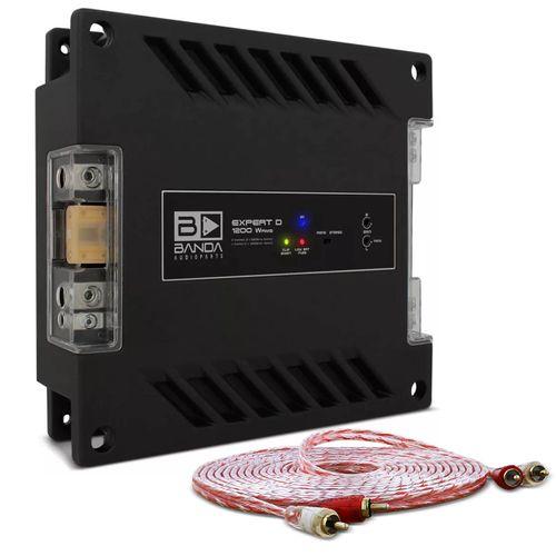 Modulo-Amplificador-Banda-Expert-1202-1200W-RMS-2-Canais-2-Ohms---Cabo-RCA-Stetsom-5m-connect-parts--1-