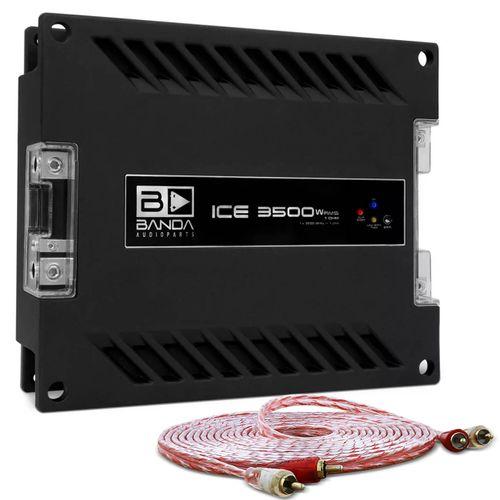 Modulo-Amplificador-Banda-Ice-3501-3500W-RMS-1-Canal-1-Ohm---Cabo-RCA-Stetsom-5m-connect-parts--1-
