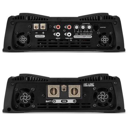 Modulo-Amplificador-Taramps-HD10000-10000W-RMS-1-Ohm-Mono-1-Canal---Cabo-RCA-Stetsom-5m-connect-parts--1-