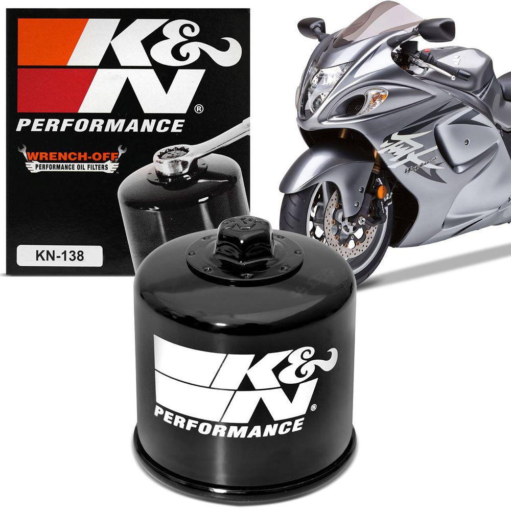 K/&N KN138/Filtre /à huile