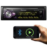MP3-Player-Automotivo-Pioneer-MVH-X30BR-1-Din-USB-AUX-RCA-MP3-AM-FM-WMA-Bluetooth-Smartphone-Mixtrax-connectparts--1-