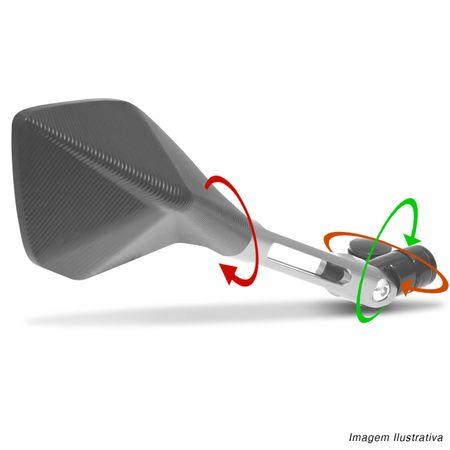 Retrovisor-09-Pentagonal-Espelho-azul-com-suporte-Prata-Aluminio-connectparts--1-