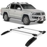Rack-De-Teto-Bagageiro-Volkswagen-Amorok-Prata-Com-Preto-connectparts--1-