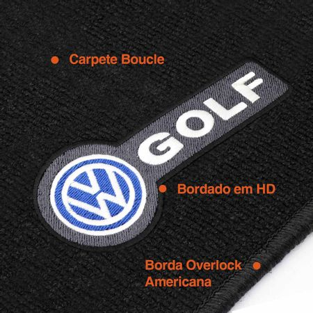 Tapete-Novo-Golf-2014-A-2016-Premium-12-Mm-Bucle-Preto-4-Pecas-Connect-Parts-1