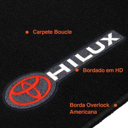 Jogo-Tapete-Premuim-12-Mm-Bucle-Hilux-2005-A-2012-Preto-Overlock-Americano-connectparts--3-