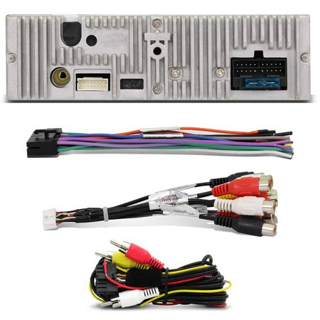 DVD-Player-Quatro-Rodas-MTC6617-7-Pol-Retratil-Bluetooth---Receptor-Antena-TV-Digital-2-Saidas-AV-connect-parts--1-