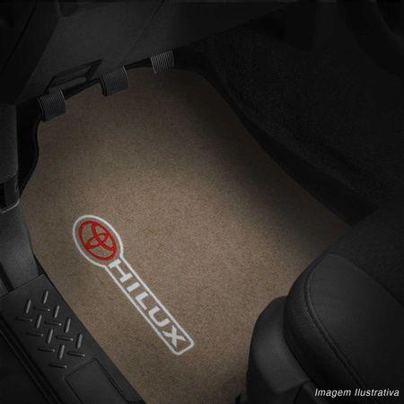 Jogo-Tapete-Premium-Bucle-12-Mm-Hillux-2005-A-2015-Bege-connectparts--5-