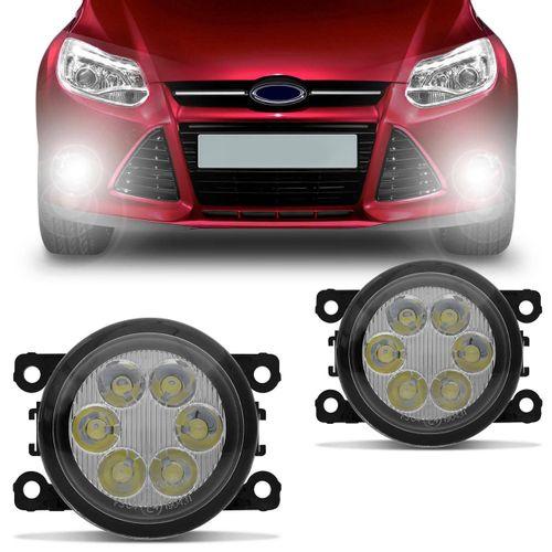 Par-Farol-de-Milha-6-LEDs-Focus-2009-2010-20011-2012-2013-2014-2015-Auxiliar-Neblina-connectparts--1-