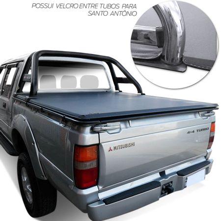 Capota-Maritima-Mitsubishi-L200-1995-A-2003-Modelo-Trek-Sem-Grade-Com-Santo-Antonio-Duplo-connect-parts--2-