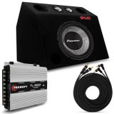Caixa-de-Som-Automotivo-Completa-830W-RMS-Subwoofer-12-Pol---Tweeter---Corneta---Modulo-Taramps-connect-parts---1-