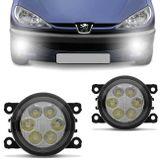 Par-Farol-de-Milha-6-LEDs-Peugeot-207-2006-2007-2008-2009-2010-Auxiliar-Neblina-connectparts--1-
