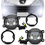 Par-Farol-de-Milha-3-LEDs-DRL-Peugeot-207-2006-2007-2008-2009-2010-Auxiliar-Neblina-connectparts--1-