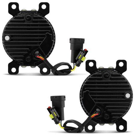 Par-Farol-de-Milha-3-LEDs-DRL-Peugeot-207-2006-2007-2008-2009-2010-Auxiliar-Neblina-connectparts--4-