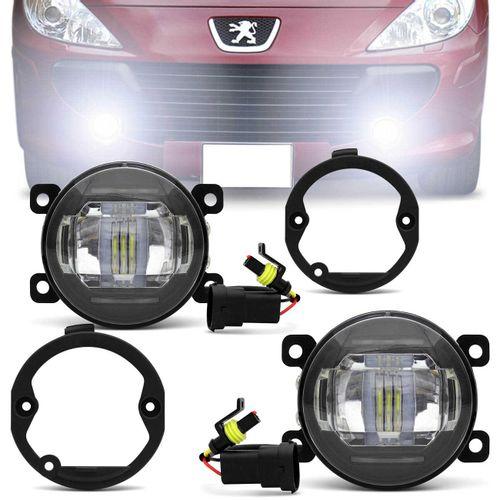 Par-Farol-de-Milha-3-LEDs-DRL-Peugeot-307-2006-2007-2008-2009-2010-Auxiliar-Neblina-connectparts--1-