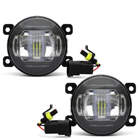 Par-Farol-de-Milha-3-LEDs-DRL-L200-Triton-2011-2012-2013-2014-2015-2016-2017-2018-Auxiliar-connectparts--2-