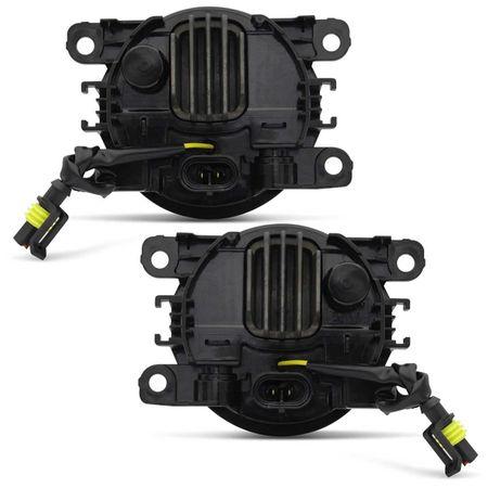 Par-Farol-de-Milha-3-LEDs-DRL-Anel-L200-Triton-2011-2012-2013-2014-2015-2016-2017-2018-Auxiliar-connectparts--4-