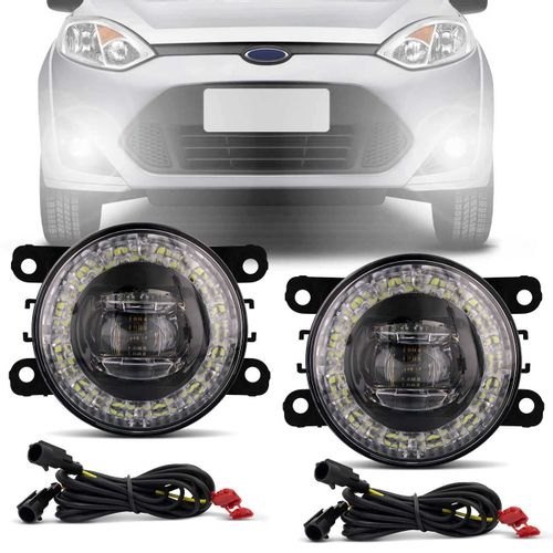Par-Farol-de-Milha-3-LEDs-DRL-Anel-Fiesta-Hatch-Sedan-2010-a-2014-New-Fiesta-2013-a-2018-connectparts--1-