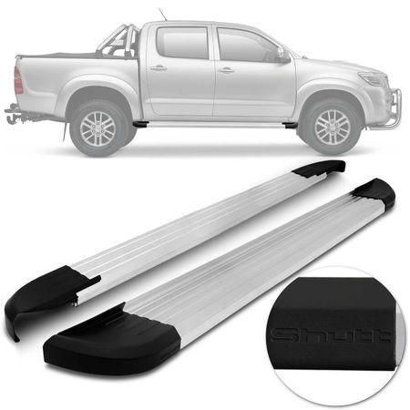 Par-Estribos-Laterais-Shutt-Hilux-05-a-15-Cabine-Dupla-Aluminio-Prata-Ponteira-Preta-Modelo-Original-connectparts--1-