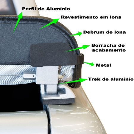 Capota-Maritima-Toyota-Hilux-Cabine-Dupla-1998-A-2001-Trek-Roller-connect-parts--4-