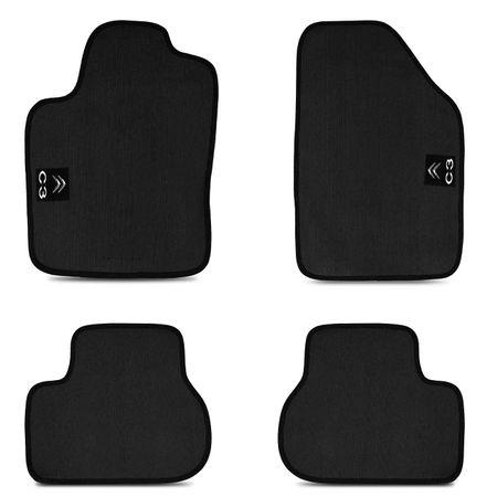 Jogo-de-Tapete-PVC-Bordado-em-Carpete-C3-03-a-12-Base-Antiderrapante-Impermeavel-4-Pecas-connectparts--1-