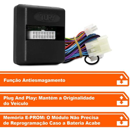 Modulo-Vidro-Eletrico-Tury-PRO-2-5-AB-Plug-Play-Cobalt-LT-Onix-Joy-Prisma-Joy-06-a-14-2P-Dianteiras-connectparts--1-