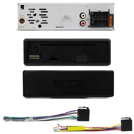 CD-Player-Automotivo-Lenoxx-1-Din-USB-MP3-SD-AUX-RCA---Adaptador-Bluetooh-Musica-connectparts--1-