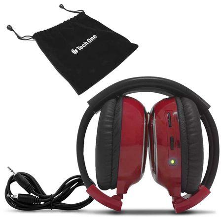 Fone-de-Ouvido-Sem-Fio-Tech-One-Infravermelho-Entrada-P2-Vermelho-connectparts--1-