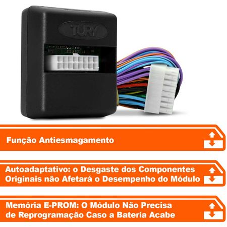 Modulo-Vidro-Eletrico-Tury-PRO-2K-Universal-2P-para-Botoes-de-Sinal-Agile-2009-a-2014-connectparts--1-