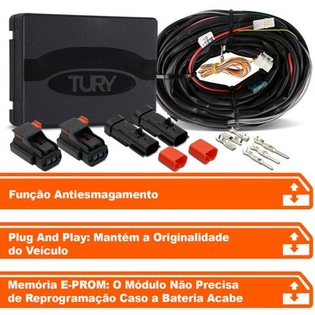 Modulo-de-Vidro-Eletrico-Tury-PRO-4-36-LONG-C-Plug-Play-Freemont-Journey-4-Portas-2008-a-2017-connectparts--2-