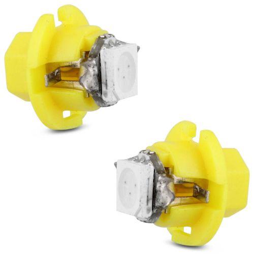 Lampada-B8-4-1Smd5050-Amarela-12V-connectparts--1-