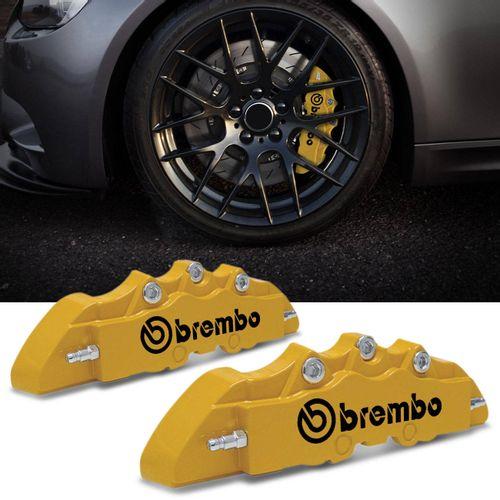 Capa-Pinca-de-Freio-Brembo-Tuning-Amarela-Universal-ABS-Par-connectparts--1-
