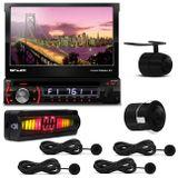 DVD-Player-Shutt-California-BT-7-Pol---Sensor-Estacionamento-Re-4-Sensores-Preto---Camera-de-Re-connect-parts--1-
