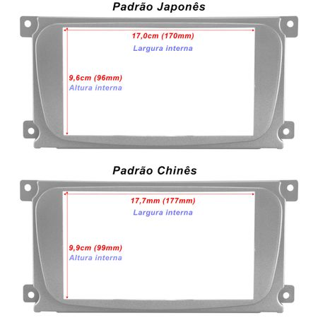 Moldura-Painel-2-Din-1-Din-Japones-e-Chines-SENTRA-14-e-18-Preto-Piano-connectparts--1-