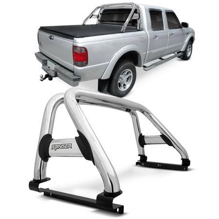 Santo-Antonio-Duplo-Ford-Ranger-1998-A-2011-Cromado-Sem-Grade-Com-Espacamento-Para-Capota-connectparts--1-
