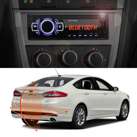MP3-Player-Multilaser-New-One-Bluetooth-USB---Sensor-Estacionamento-4-Pontos-Branco-Connect-Parts--1-