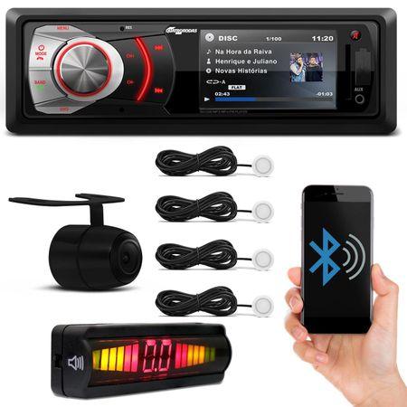 MP4-MP5-Player-Quatro-Rodas-Bluetooth-radio-fm-USB-SD-AUX-MTC6610---Camera-re-2X1---Sensor-Branco-connect-parts--1-