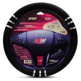 Capa-Protetora-de-Volante-Sw-Sport-Metal-Ring-9R-Pvc-Preta-Com-9-Aneis-Cromados-connectparts--1-