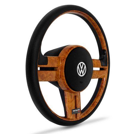 Volante-Shutt-Surf-Madeira-GTR-Apliques-Preto--Madeira-Carbono-Cubo-Chevette-Chevy-Connect-Parts--1-