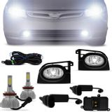 Kit-Farol-de-Milha-New-Civic-06-a-08---Kit-Lampada-Super-Led-6000k-connect-parts--1-