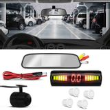 Kit-Retrovisor-LCD-com-Camera-de-Re-Colorida-2-em-1-e-Sensor-de-Estacionamento-4-Pontos-Branco-connectparts--1-