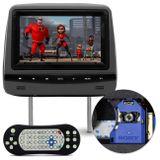 Tela-de-Encosto-DVD-Grafite-7-Polegadas-Over-Vision-KV-738D-GH-Funcao-AVDVD-Haste-Regulavel-connectparts--1-