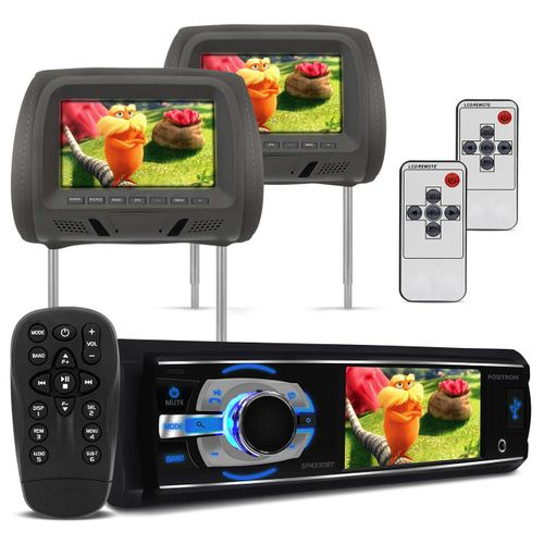 DVD-Player-Positron-SP4330BT---Tela-Encosto-LCD-7-Polegadas-Grafite-Com-Controle-Connect-Parts--1-
