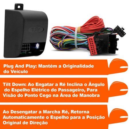 Modulo-assistente-manobra-para-abaixar-retrovisores-p-p-Ford-Edge-PARK-1.51--2-