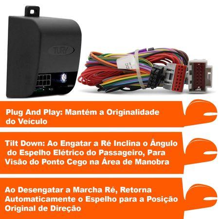 Modulo-assistente-manobra-para-abaixar-retrovisor-p-p-Ford-Ecosport-Titanium-PARK-1.10--2-