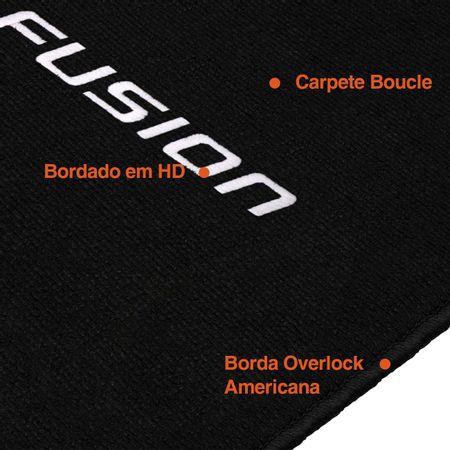 Tapete-Carpete-Premium-FUSION-2014-a-2018-Preto-12mm-Bordado-HD-4-Pecas-Boucle-connectparts--3-