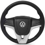 Volante-Esportivo-Modelo-Cruze-Prata-com-Acionador-de-Buzina-e-Cubo-Connect-Parts--1-