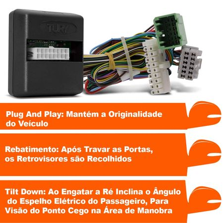 Modulo-rebatimento-retrovisores-assistente-manobra-p-p-kia-Cerato-Koup-PARK-3.2.4-D-connectparts---2-