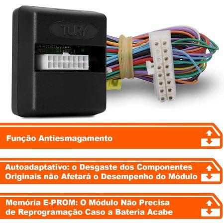 Modulo-vidro-eletrico-Citroen-Berlingo-1999-a-2006-2-portas-Antiesmagamento-PRO-2.1-connectparts---2-