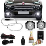 Kit-Farol-de-Milha-Fiat-Toro-2016-2017-2018-Auxiliar-Neblina-com-Aro-Cromado---Par-Lampada-Ultra-LED-connectparts---1-