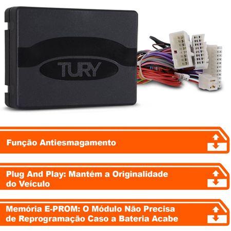 Modulo-de-vidro-eletrico-Tury-Plug-Play-Kia-Sorento-4-portas-antiesmagamento-PRO-4.28-BJ-connectparts---2-
